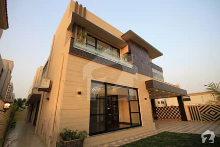 Top Class Construction 1 Kanal Brand New Bungalow For Sale