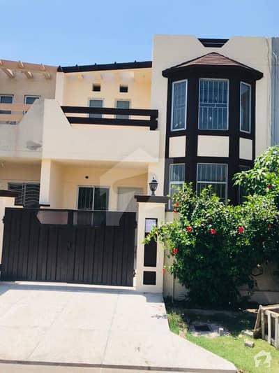5 Marla Beautiful House Facing Green Belt