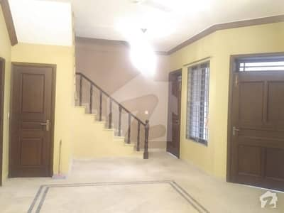 6 marla double story house available in Pakistan town hill view block near pwd bharia media town