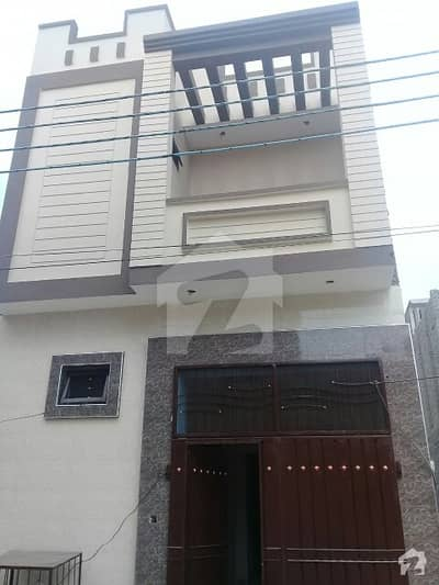 2.5 Marla Furnished House  For Sale