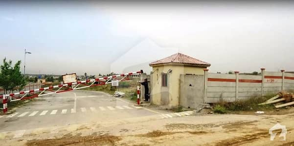 One Kanal Residencial  Plot Available For Sale Ideal For Investment Or Residence Near Islamabad Airport