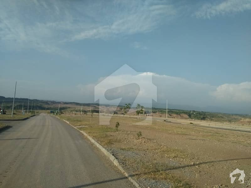 4 Marla Commercial Plot Is Available For Sale In Sunflower Block In Dha Valley Islamabad