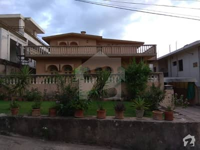 600 Square Yards 1 Kanal With 5 Bed House For Sale