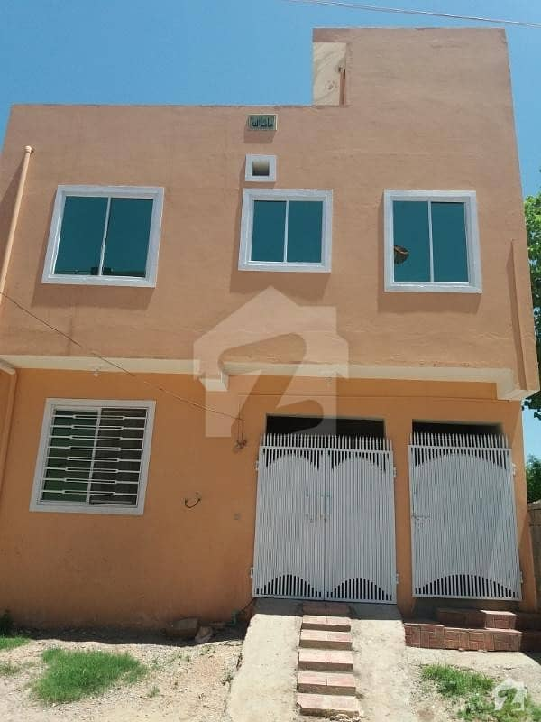 Double Storey House For Sale 25 Feet Street