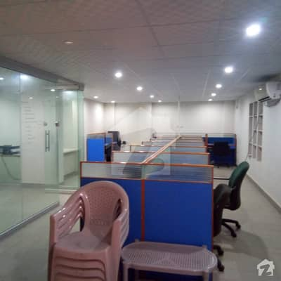 Mezzanine Floor Office For Sale At Main Khalid Bin Waleed Road
