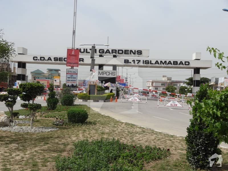 50 X 90 Plot For Sale In Multi Gardens Islamabad A Block