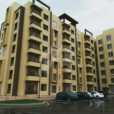 West Open Corner Brand New 2 Bed Apartment For Sale In Bahria Town Karachi
