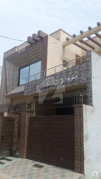 6 Marla Double Storey House For Sale In Star Colony Bimber Road 90 Lac Demand