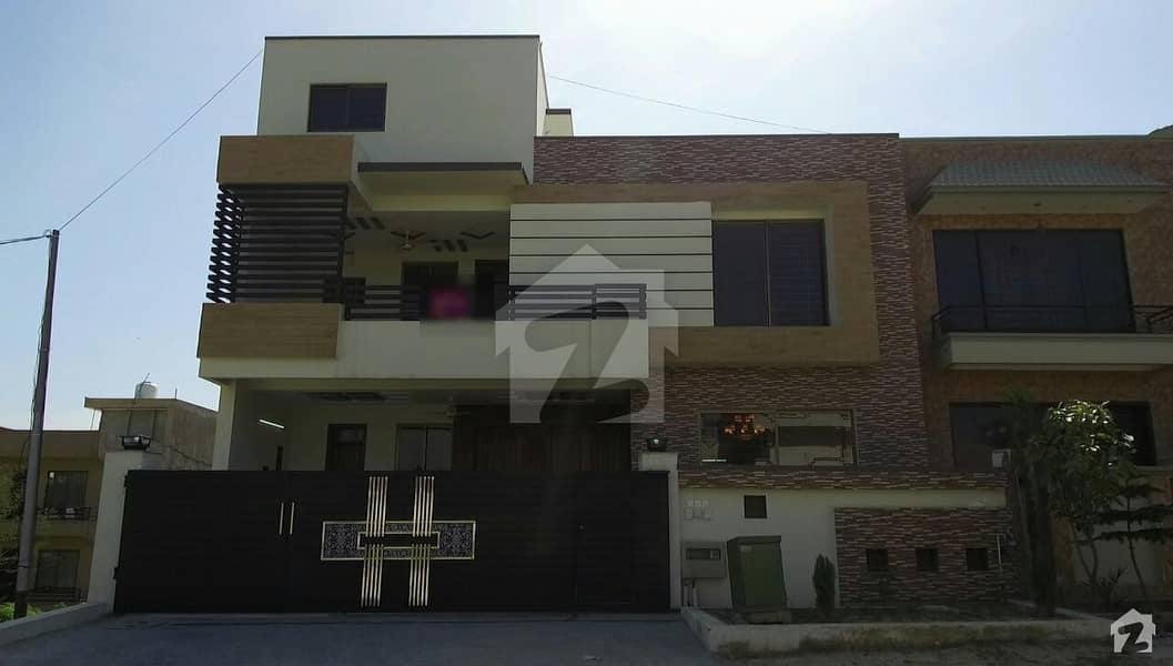 Brand New 3 Unit House For Sale In G-15/1 Islamabad