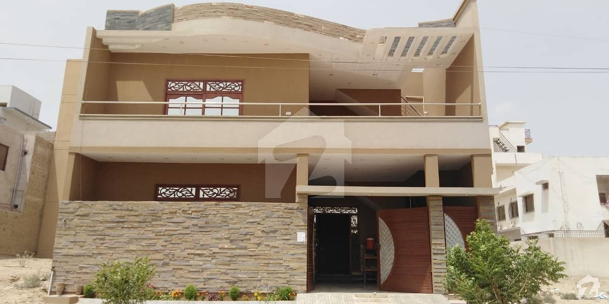 240 Yards Double Store House For Sale In Gulshan E Maymar Sector T3