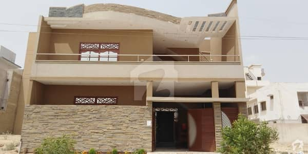 Double Storey New Floor House For Sale In Gulshan E Maymar Sector T3