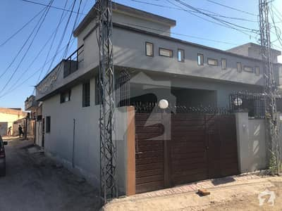 Corner 5 Marla House Available For Sale In Kakashan Colony Adiala Road