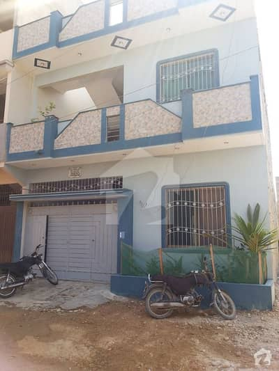 120 Sq Yd House Portion For Rent At Karachi University Road