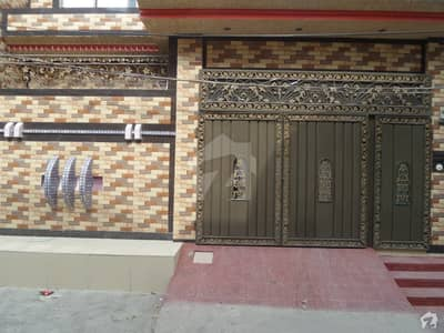 Double Story Beautiful House Is Available For Sale At Javed Town Okara