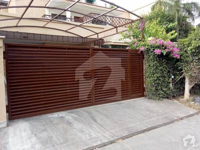 14 Marla House For Rent In PAF Falcon Complex Gulberg III Lahore