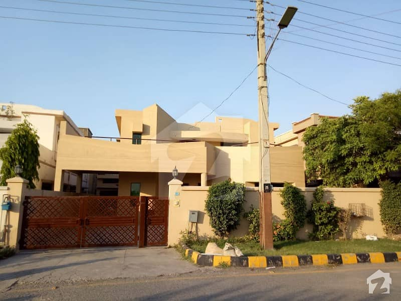 One Kanal IH House for Rent in PAF Falcon Complex Main Double Road Gulberg III Lahore