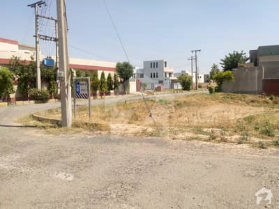 Kanal Corner Plot For Sale  Best Location