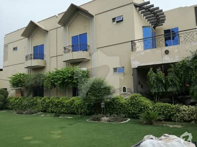 37 Marla High Roofed Double Storey Villa For Sale