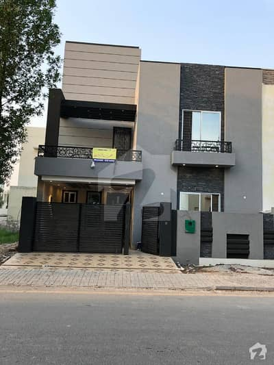 5 Marla Brand New House For Sale In Bahria Orchard Lahore Eastern Block Phase 1