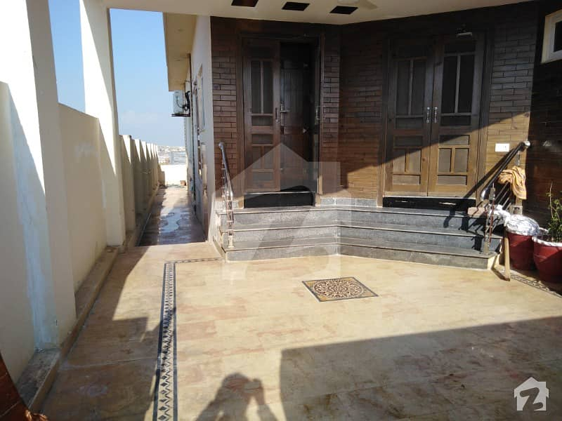 10 Marla Full Furnished Basement Portion Is Available For Rent In Bahria Town Phase 8