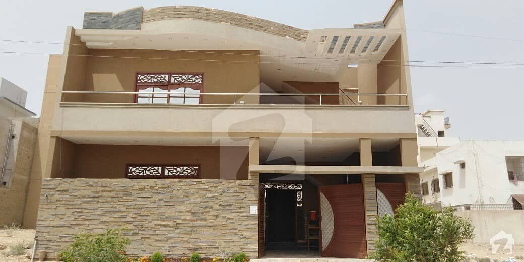 Ground  1st Floor House Is Available For Sale In Gulshan E Maymar Sector T3