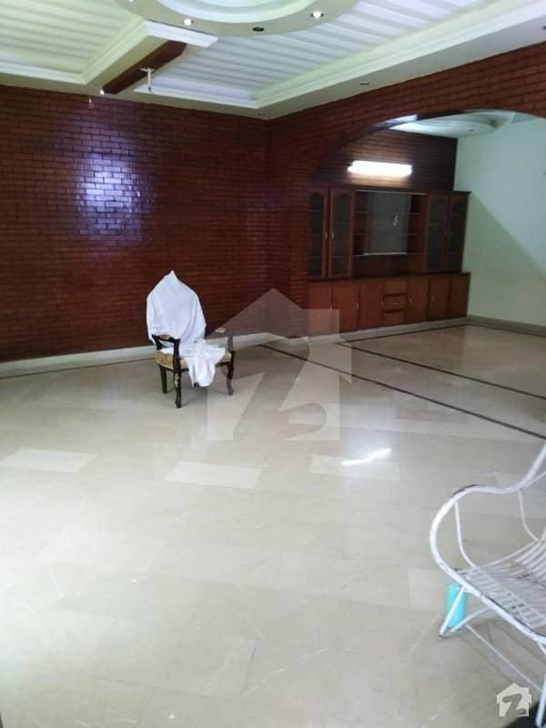 Hot Offer 1 Kanal Brand New Lower Portion In Johar Town Block E2 - Near Doctor Hospital