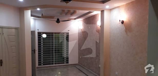 5 Marla Beautiful Lower Portion For Rent In Lake City Lahore