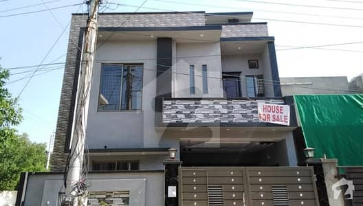 5 Marla Brand New House Is Available For Sale In Aa Block Of Canal Gardens