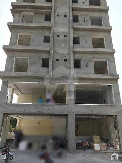 Facing Eiffel Apartments In Eiffel Heights 14 For Sale On Easy Installments In Bahria Town Sector E