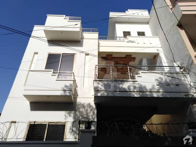 5 Marla Triple Storey House Is Available For Rent