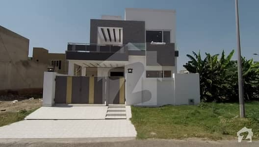 10 Marla New House With Basement For Sale In Air Avenue Dha Phase 8