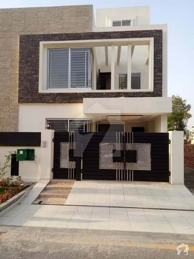 5 Marla Luxury House For Sale In Bahria Nasheman Society Lahore
