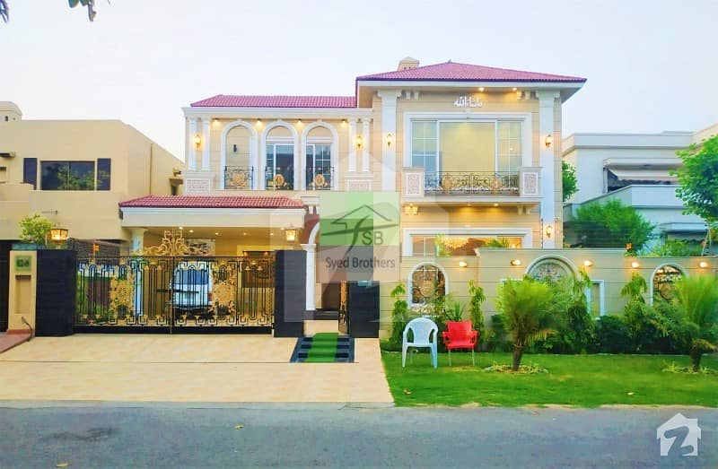 20 Marla Beautifully Brand New Faisal Rasul Bungalow Is Available For Sale