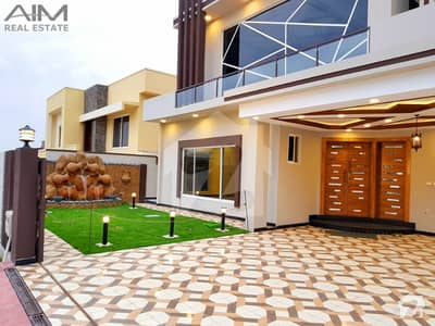 Luxurious 1 Kanal House Is Available For Sale With Decorated Lawn
