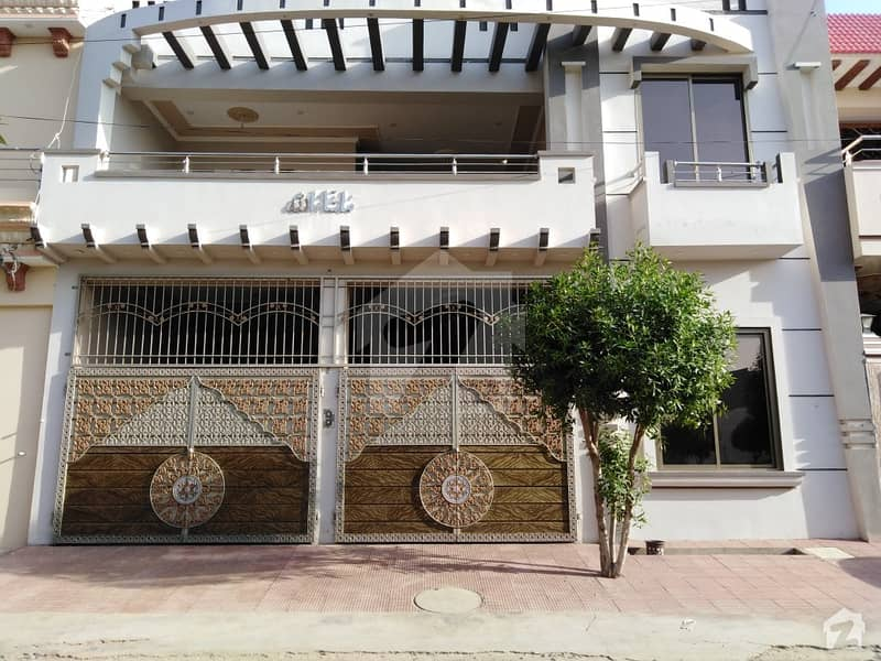 7 Marla Double Storey House For Sale. Park Facing