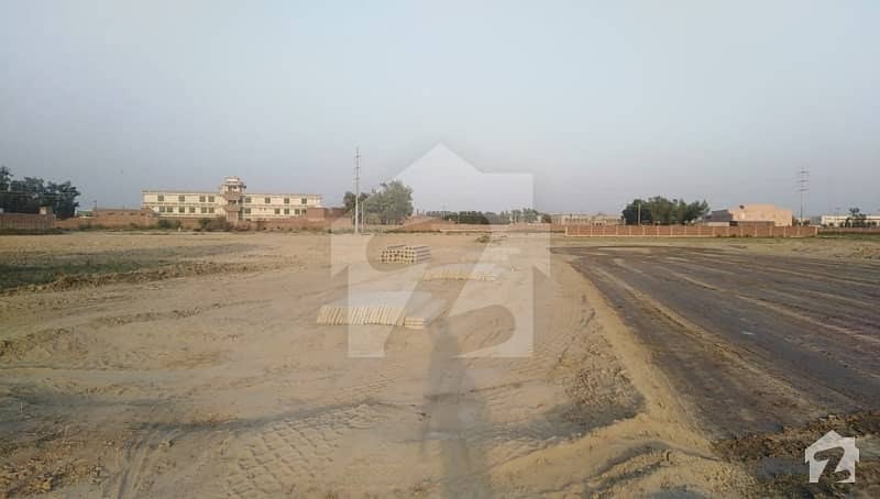 Open Form 5 Marla Developed Plots On Easy Installments In Phase 1 Eastern Bahria Orchard