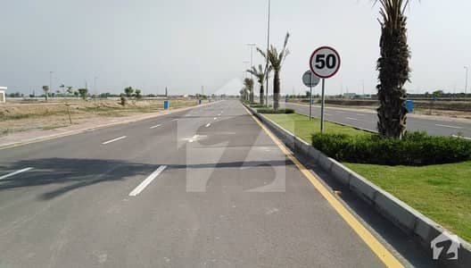 Open Form 22 Marla Corner Boulevard Pair Plots Park Facing For Sale In Ghazi Block Bahria Town Lahore