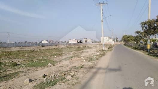 1 Kanal Plot For Sale In LDA Avenue Block A