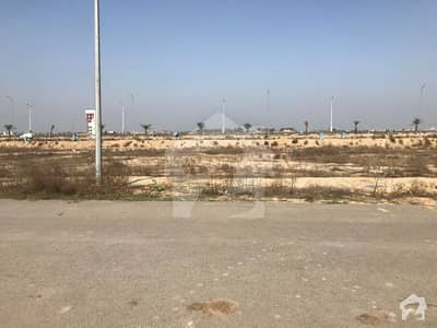 1 Kanal Residential Plot No 736 Is For Sale In Dha Phase 8  Block S