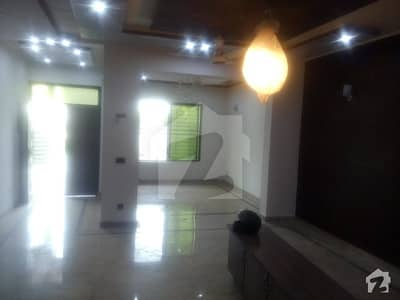 HOT OFFER 12 Marla ALMOST NEW LOWER Portion in NFC SOCIETY BLOCK D FACING PARK