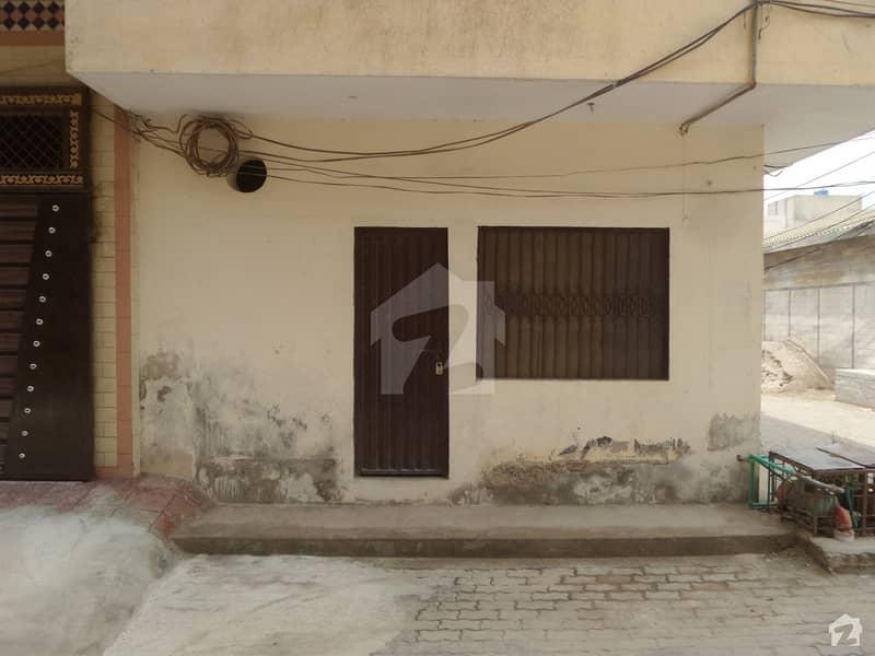 Double Storey Beautiful Corner House For Sale at Rehmat Ullah Town Okara