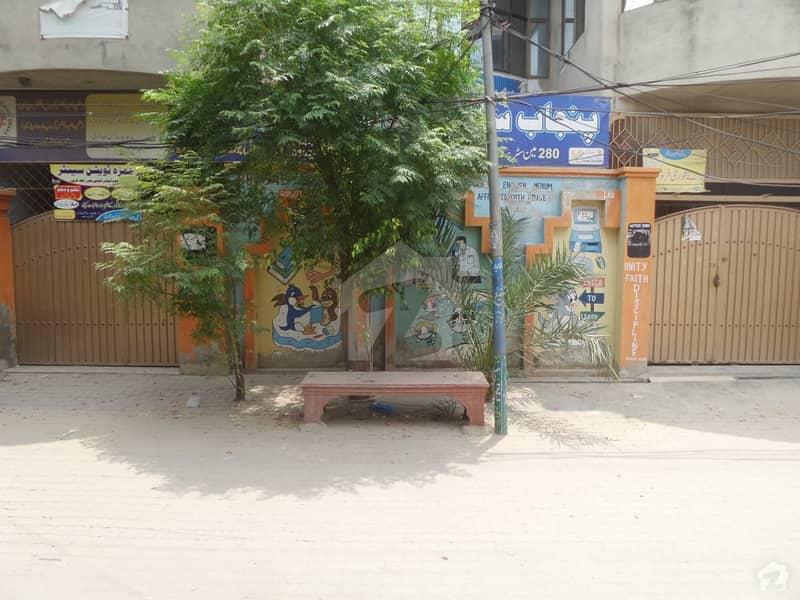 Triple Storey Beautiful Bungalow For Sale At Faisal Colony Okara