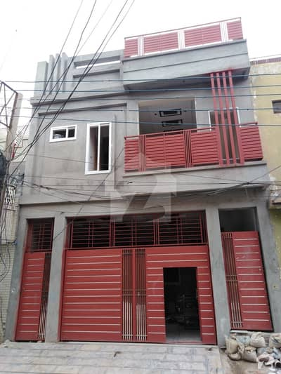 House Is Available At Good Location