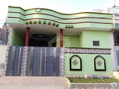 5 Marla Single Storey House For Sale In Arshad Town Bahawalpur