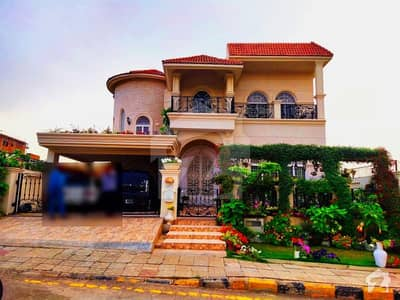 Top Most Architect Designed Bungalow With High Qualities 7 Beds Rooms House For Sale