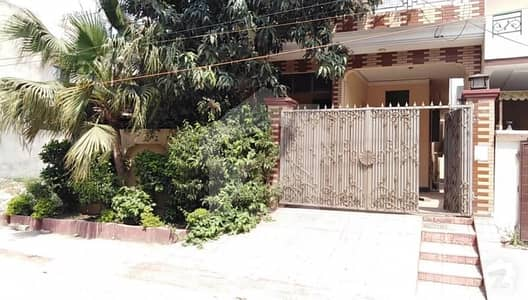 10 Marla House For Sale In Mehran Block Of Allama Iqbal Town