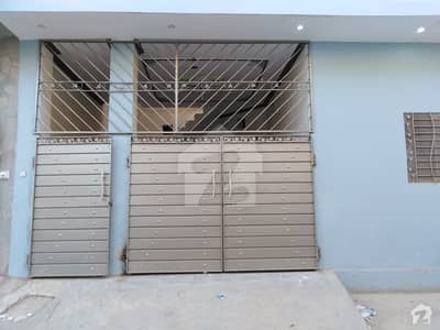 4 Marla Single Storey House For Sale At Good Location