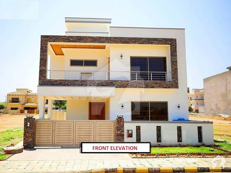 Brand New 10 Marla House Is Available For Sale In Sector H Bahria Town Phase 8 Rawalpindi