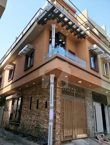 2 Marla Brand New House For Sale - Ghazi Road