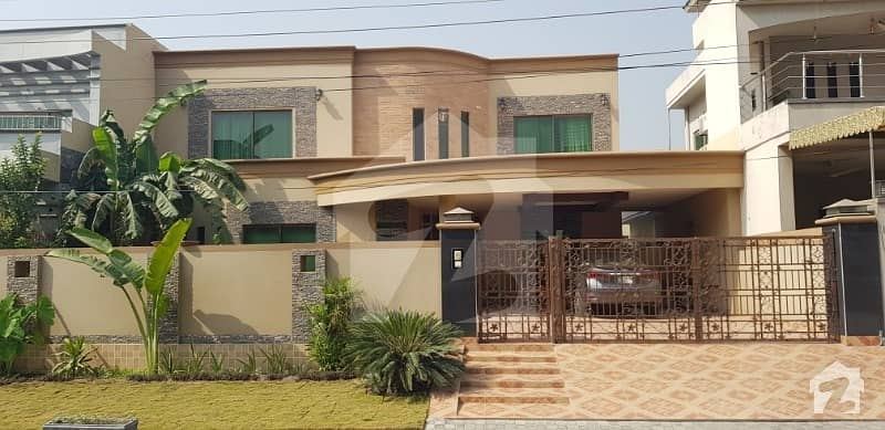 1 Kanal Designer House On 50 Feet Road For Sale In Architects Engineers Society - Block C